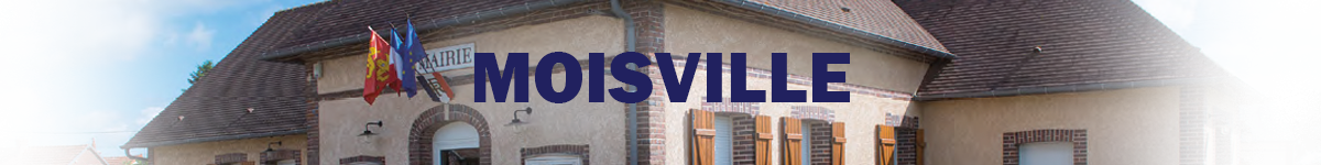 Commune de Moisville - Bienvenue sur le site officiel de la commune de Moisville